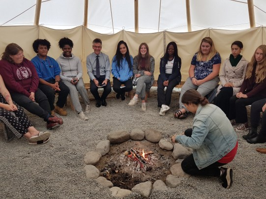 YLS in Trent School of Ed tipi