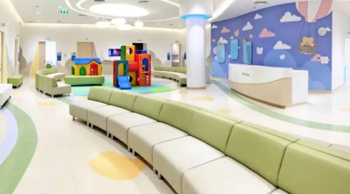 مستشفى الأطفال ساميتيفيج