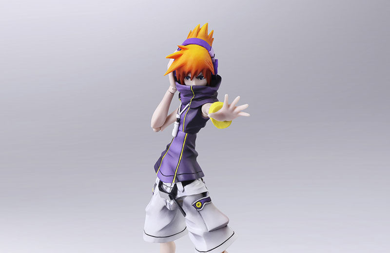 すばらしきこのせかい -Final Remix- ブリングアーツ 桜庭音操 アクションフィギュア