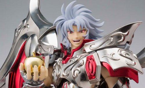 聖闘士聖衣神話EX 聖闘士星矢 戦神アレス 可動フィギュア
