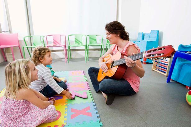 """""""Μουσικοί Εξερευνητές"""" για παιδιά 2,5-3,5 ετών! ΝΕΟ ΠΡΟΓΡΑΜΜΑ στη Χ.Α.Ν.Θ."""