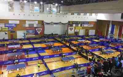Όλα έτοιμα για την μεγάλη γιορτή της Επιτραπέζιας Αντισφαίρισης στην Χ.Α.Ν.Θ.