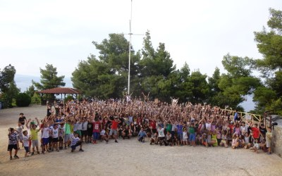 Super Camp – Νέο πρόγραμμα στην κατασκήνωση Χαλκιδικής !!!