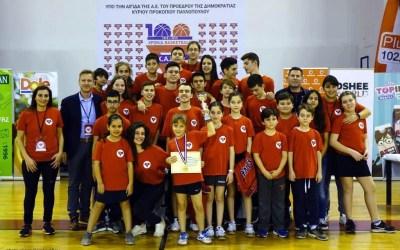 Η Χ.Α.Ν.Θ. τιμά την Παγκόσμια Ημέρα Επιτραπέζιας Αντισφαίρισης