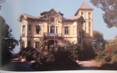 Ψηφιακός Περίπατος στο κτήριο της έπαυλης Μεχμέτ Καπαντζή- Κέντρο Μ.Ι.Ε.Τ.