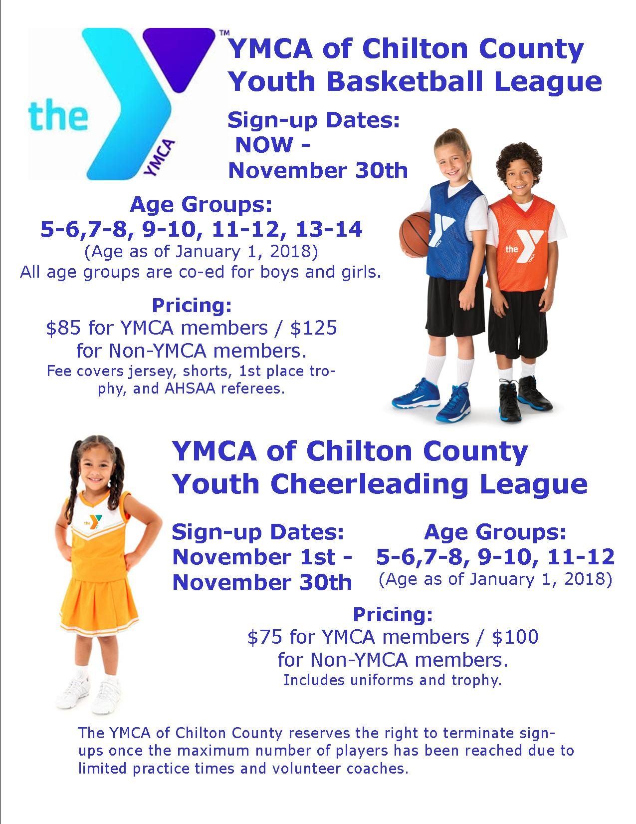 YMCA of Chilton County