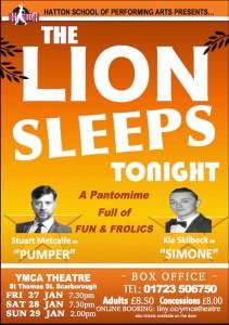 Lion Sleeps Tonight - digital