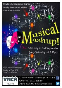 Musical Mashup 2016 Poster