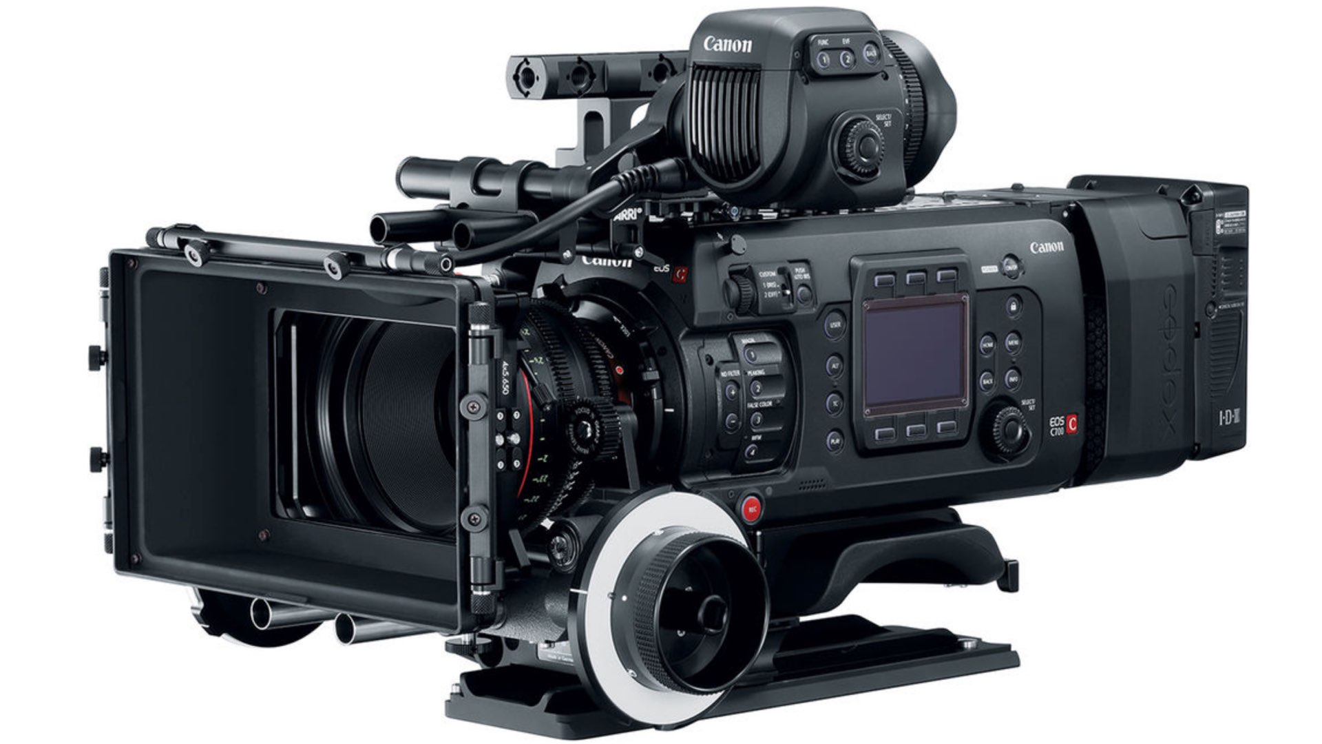 Canon EOS C700 FF Tests: Sensor Size, Low Light and