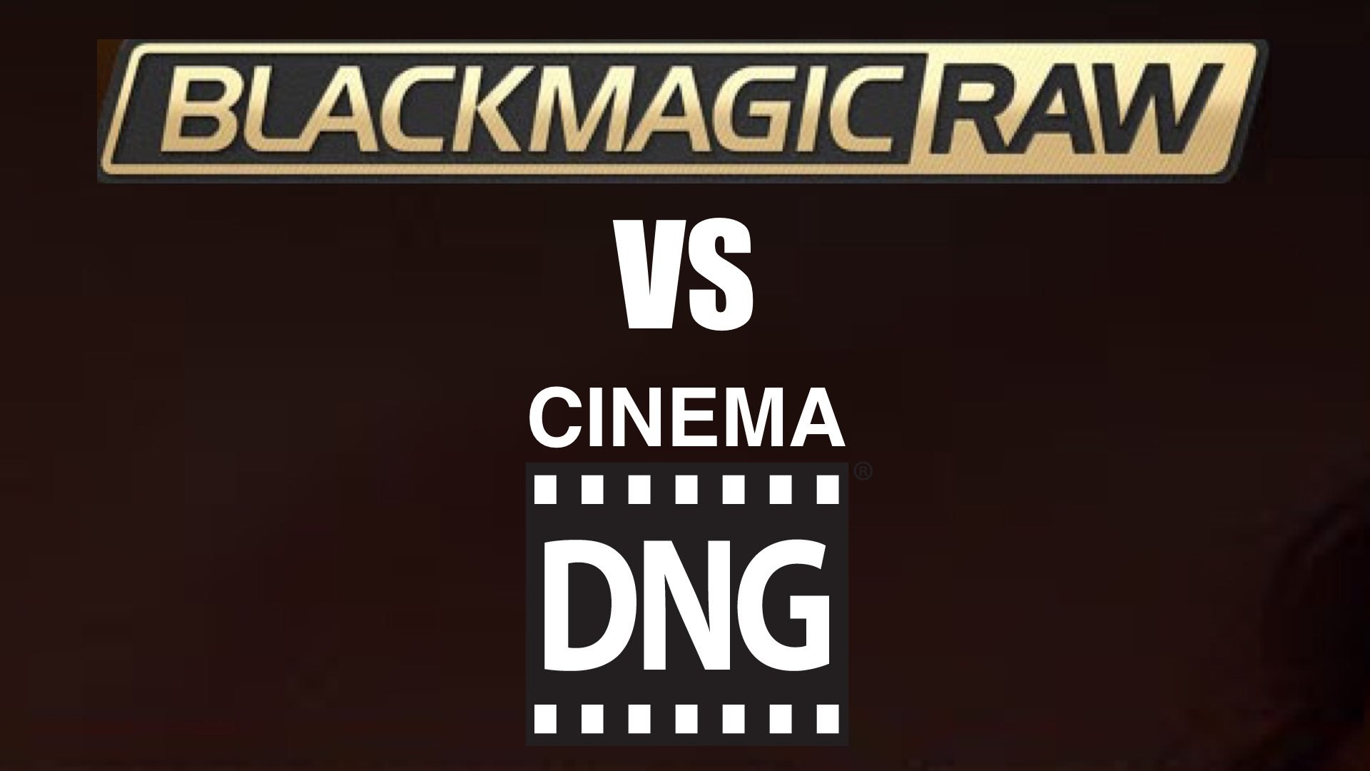 Blackmagic RAW (BRAW) vs Cinema DNG (CDNG): Comparison and Insights