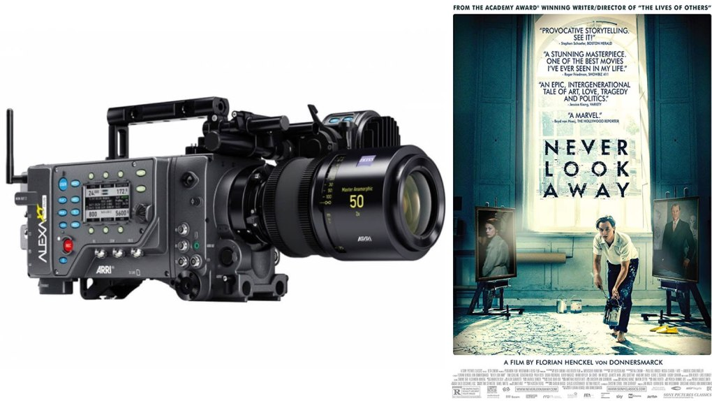 Never Look Away- Arri Alexa XT Plus