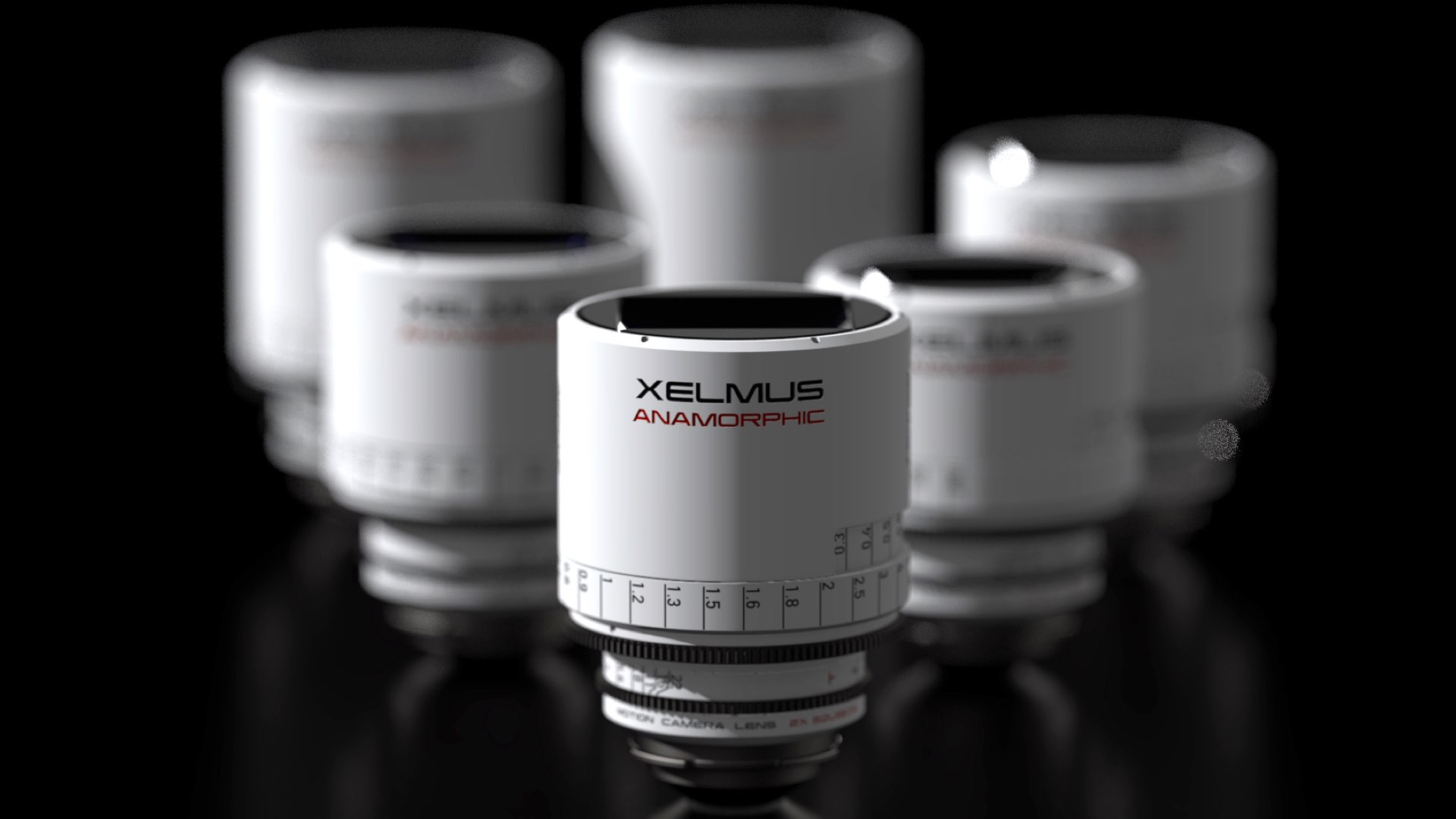 Xelmus Apollo 2x Anamorphic Lenses: New and Affordable