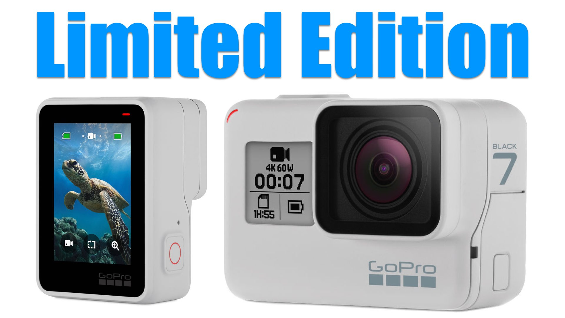 06b5cd406a Meet the new GoPro: The Limited Edition Dusk White HERO7 Black ...