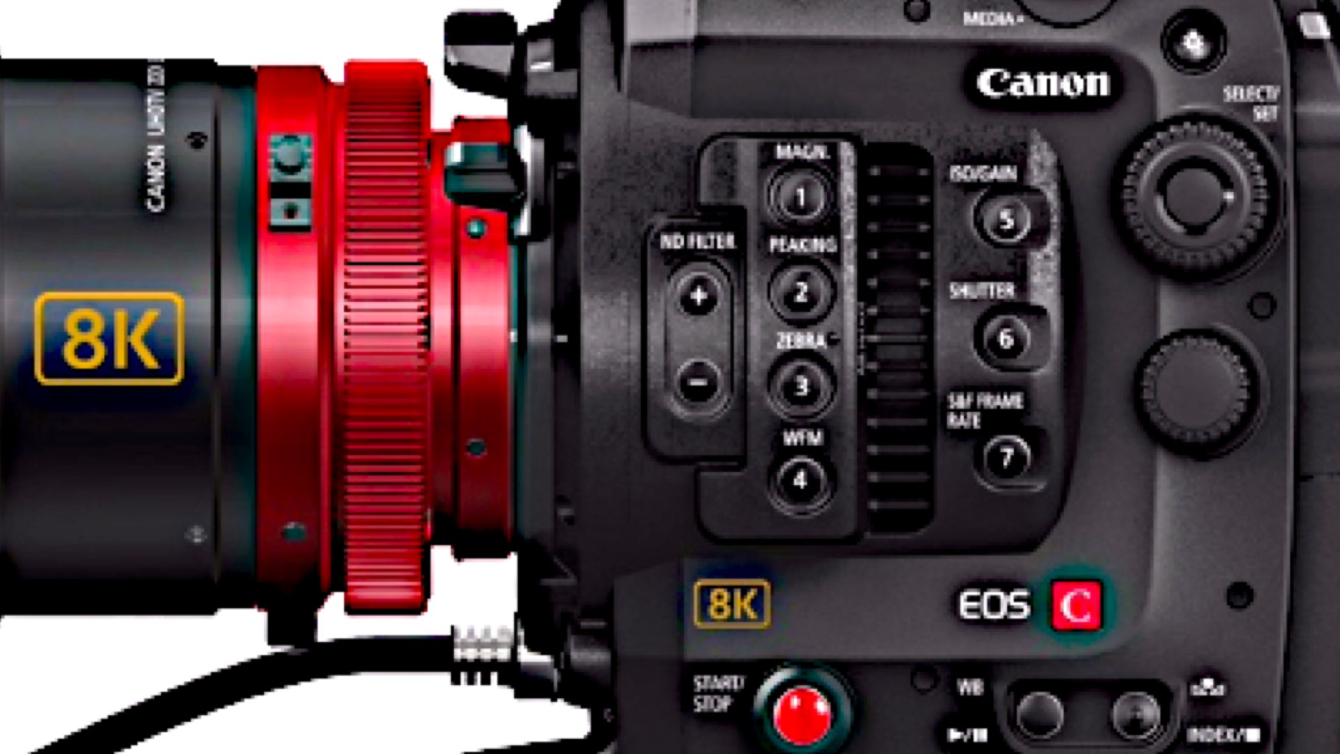 Canon 8K Camera and Lenses Were Used to Shoot 'Stand By You