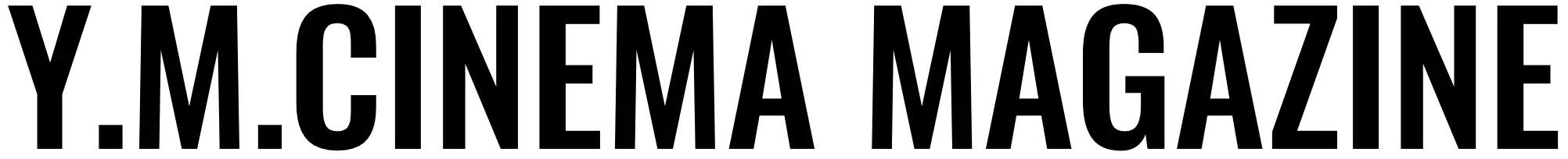 Y.M.Cinema Magazine Logo
