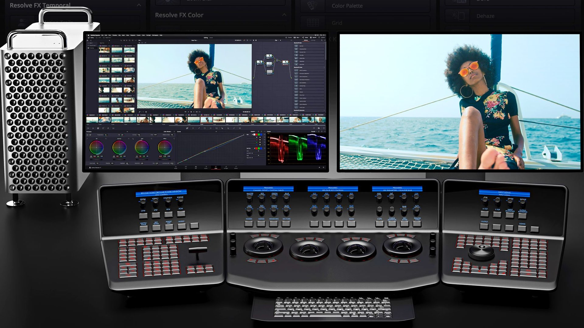 Davinci Resolve 17 Released The Biggest Update In The History Of Davinci Y M Cinema News Insights On Digital Cinema