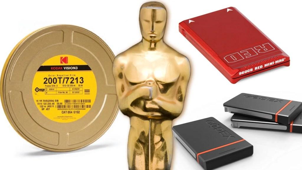 Oscar 2021- Film vs Digital