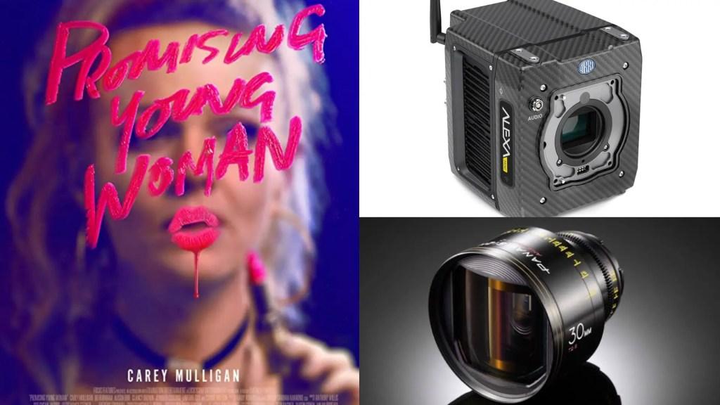 """""""Promising Young Woman"""" (Focus Features): DP: Benjamin Kracun. Cameras: ARRI ALEXA Mini. Lenses: Panavision G-Series Anamorphic"""