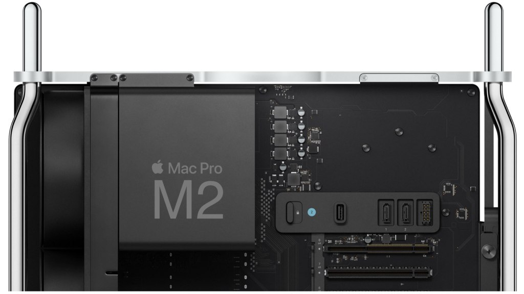 Next Generation Apple Silicon M2 Mac Pro