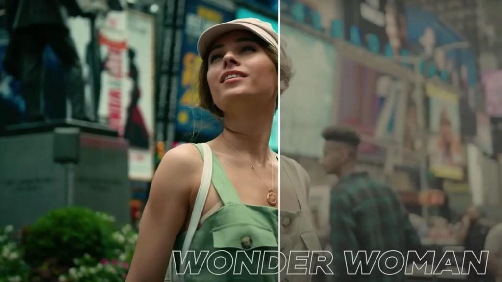 The Wonder Woman LUT. Picture: Color Grading Central