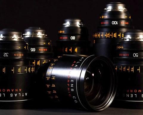 Atlas Lens Announces the Orion Series Silver Edition