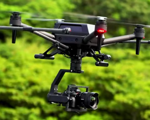 Sony Updates the Status of its Drone (Airpeak): To be Used With the Alpha Cameras, FX3 and G-Master Lenses