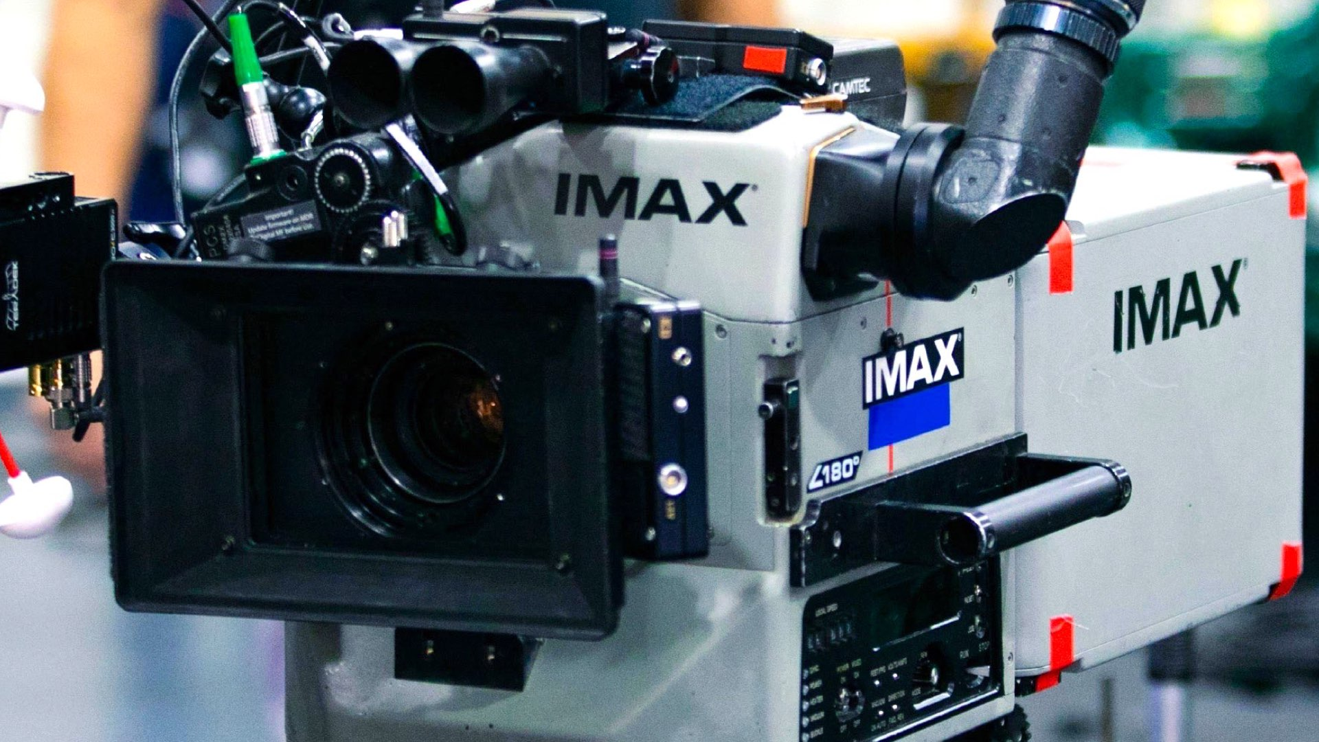 IMAX is Working to Make its Cameras More User Friendly