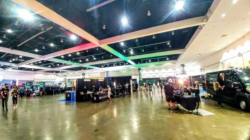 Cince Gear Expo 2021. Crédito de la imagen: Revista YMCinema