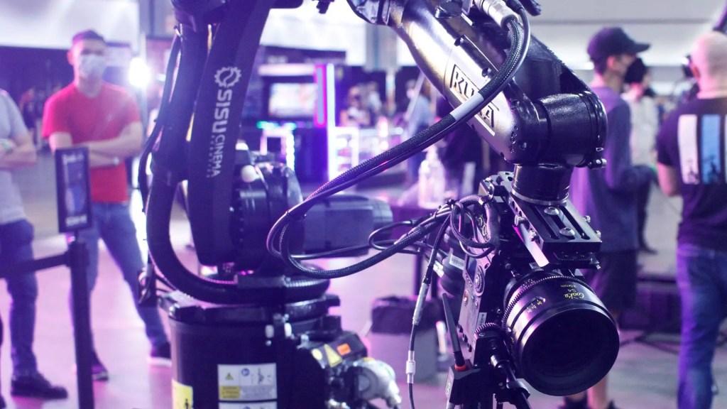 Cince Gear Expo 2021. SISU CInema.  Crédito de la imagen: Revista YMCinema
