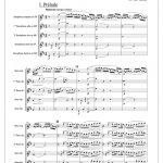 【作品紹介ブログ】YMDミュージックから出版されている2種類の《ベルガマスク組曲》