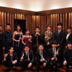 【演奏会】フルート4重奏、木管5重奏による室内楽への誘い(2021年8月14日)