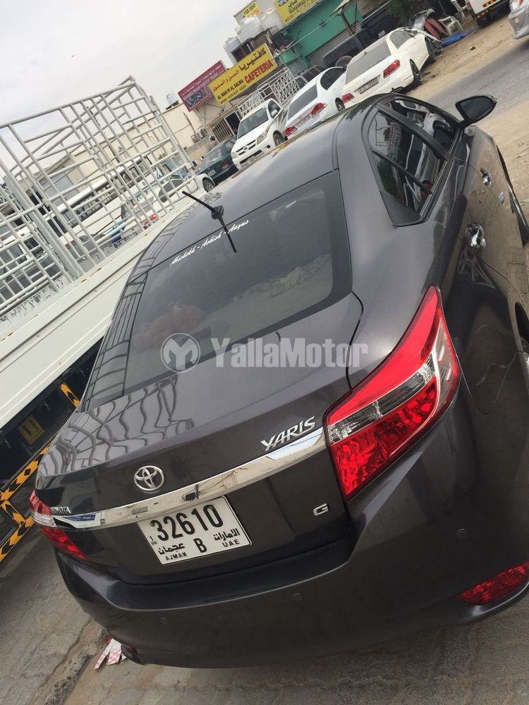 toyota yaris trd limited interior grand new avanza 2016 sedan 1 3 2015