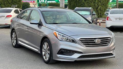 Both are spacious, efficient, and fun—but one has the value advantage. Used Hyundai Sonata 2016 1187315 Yallamotor Com