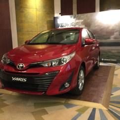 Toyota Yaris Trd Uae All New Alphard 2020 Sedan 2018 Launched In The Qatar