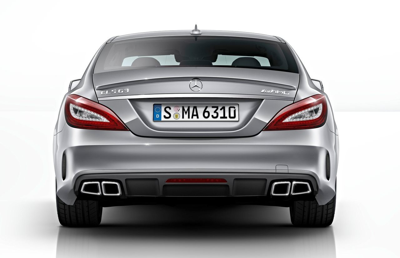 Mercedes Benz CLS 63 AMG 2018 S 4MATIC In UAE New Car