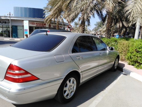small resolution of used mercedes benz s class s500 2002