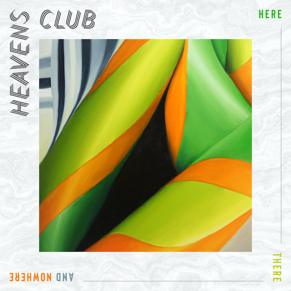 Heaven's Club Here There and Nowhere cover artwork