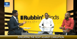 Discussion about Nigeria and its fight against corruption