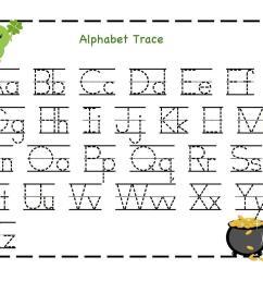 Printable Alphabet Worksheets For 3 Year Olds – Letter Worksheets [ 1081 x 1400 Pixel ]