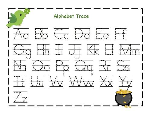 small resolution of Printable Alphabet Worksheets For 3 Year Olds – Letter Worksheets