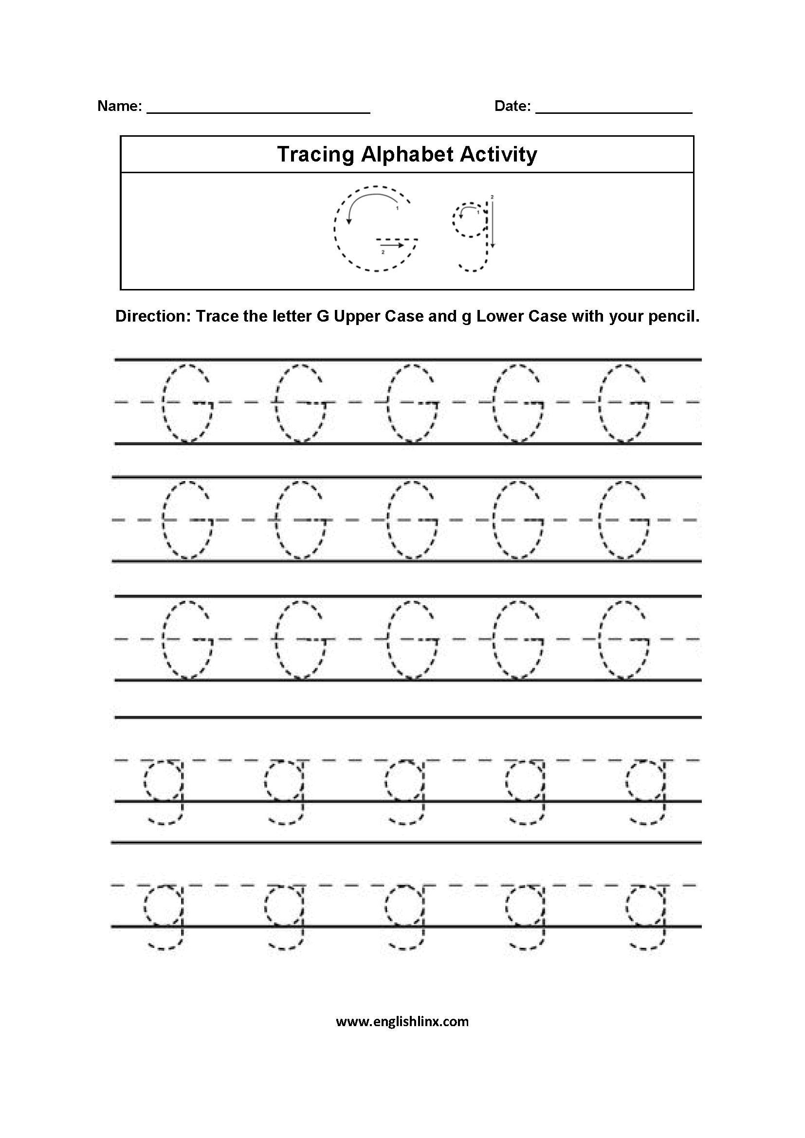 Letter Sound Worksheets For First Grade Letter Worksheets