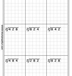 Free Printable Division Worksheets Grade 5 – Letter Worksheets [ 1950 x 1406 Pixel ]