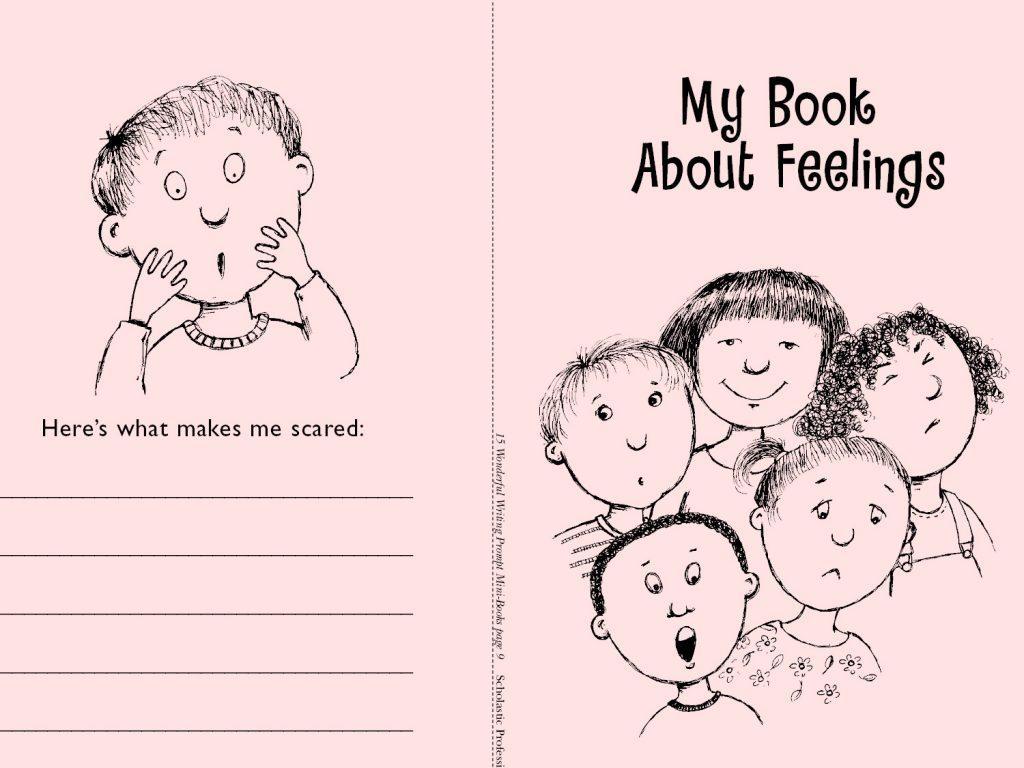 Free Printable Feelings Worksheets For Preschoolers