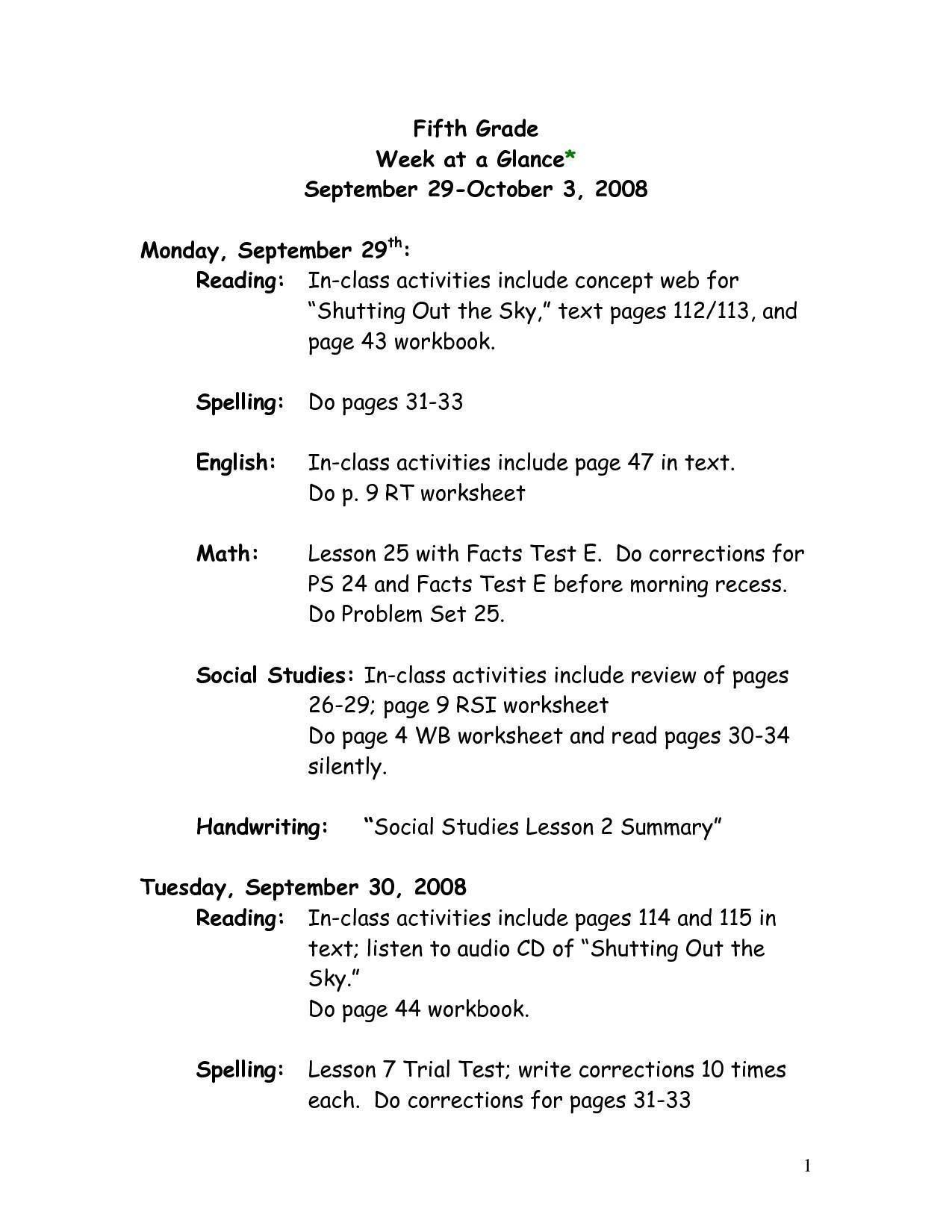 hight resolution of Printable Worksheets Of English Grammar – Letter Worksheets
