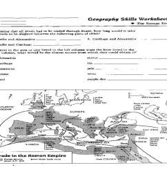 Printable Geography Worksheets Grade 8 – Letter Worksheets [ 768 x 1024 Pixel ]