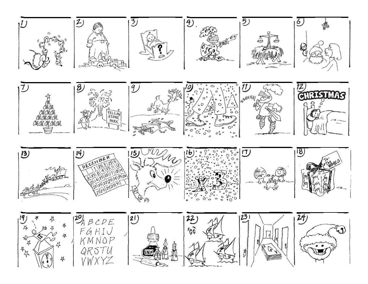 Free Printable Worksheets Brain Teasers – Letter Worksheets [ 969 x 1254 Pixel ]