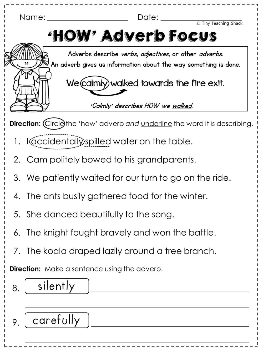 medium resolution of Free Printable Subject Predicate Worksheets 2nd Grade – Letter Worksheets