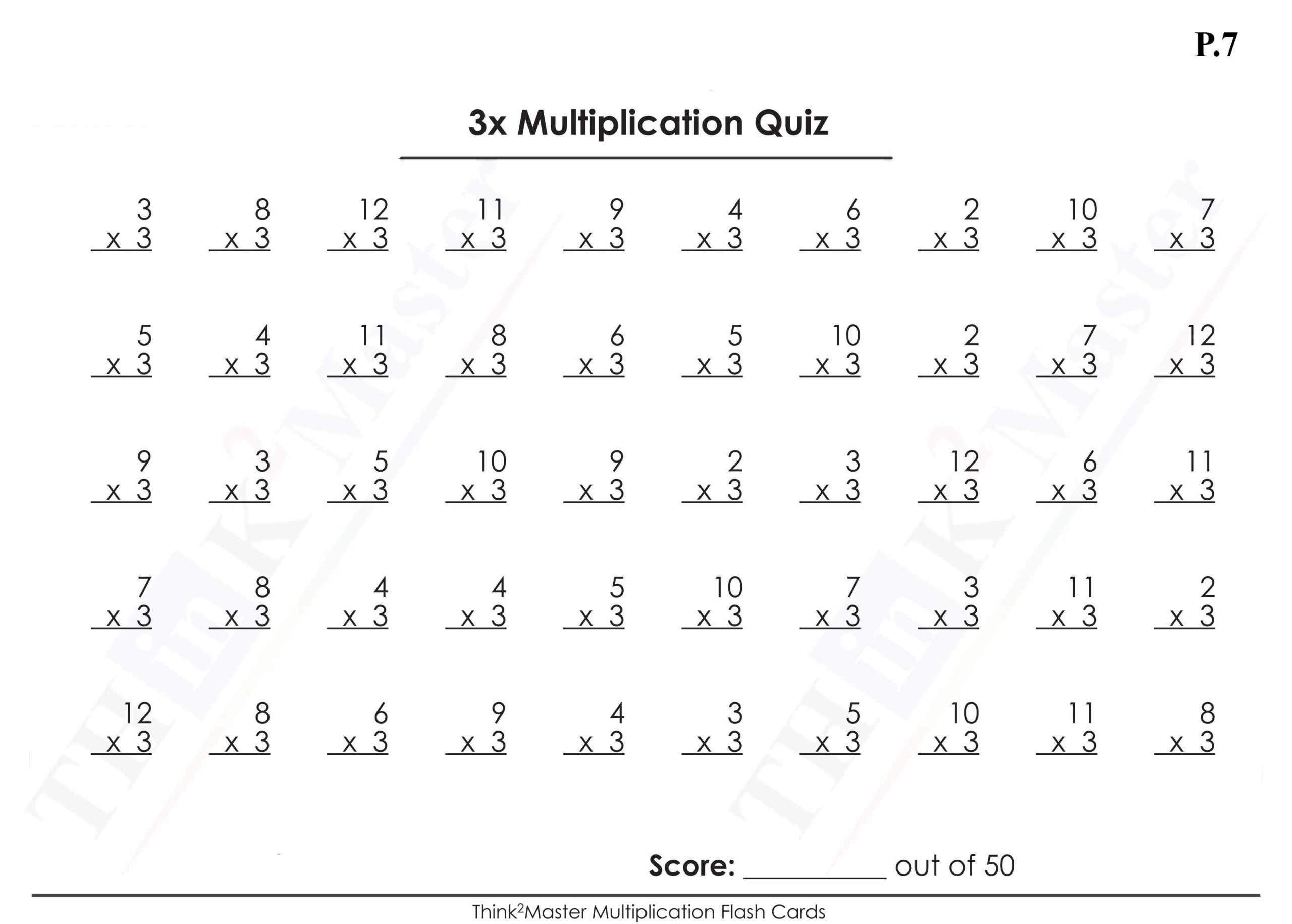 hight resolution of Free Printable Worksheets Multiplication – Letter Worksheets