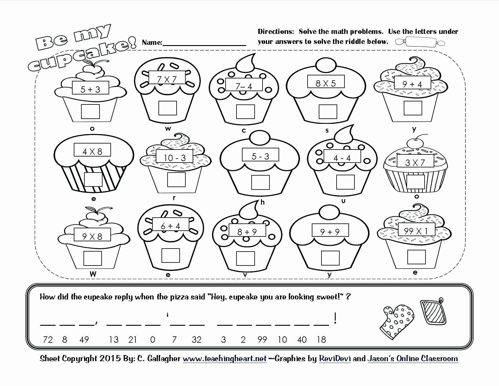 small resolution of Printable Math Coloring Worksheets 2nd Grade – Letter Worksheets