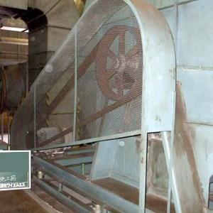 A image of 大型換気送風機軸受交換